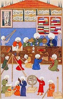İslamda rasathaneler