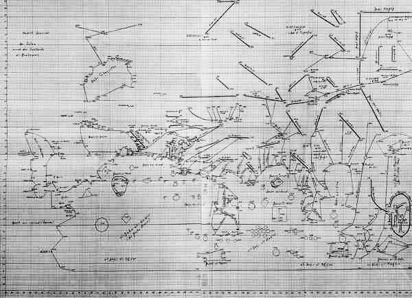 Harezmi'nin Haritası
