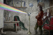 Isaac Newton ve Işığın Parçacık Teorisi – Işık Dalga mı Yoksa Parçacık Mı?