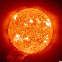 Güneş Kendi Etrafında Döner Mi?